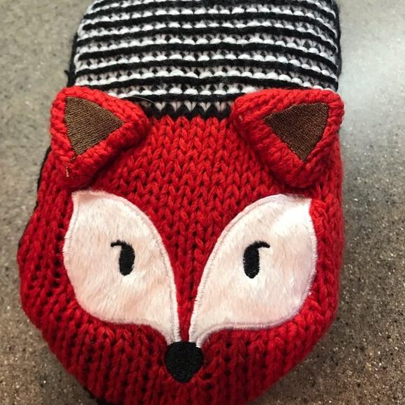 "Jane and Bleeker Shoes - 🦊Jane and Bleeker Slipper Socks ""Foxy"""